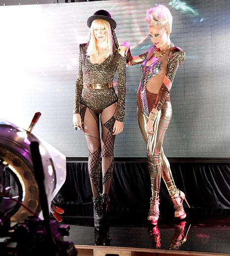 Meet DJ Duo NERVO, CoverGirl's Edgy New Spokesmodels
