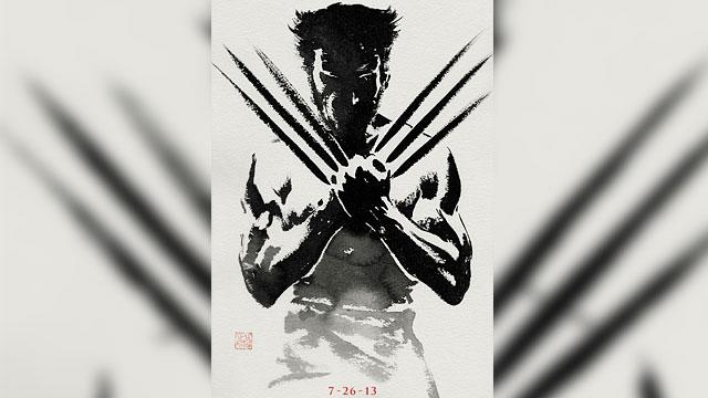 First Look: 'The Wolverine' Poster