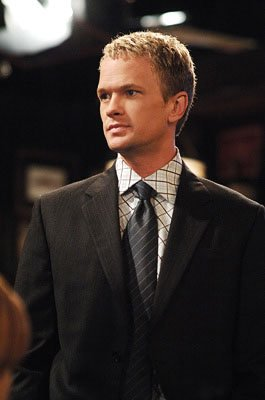 "Neil Patrick Harris as Barney CBS' ""How I Met Your Mother"""