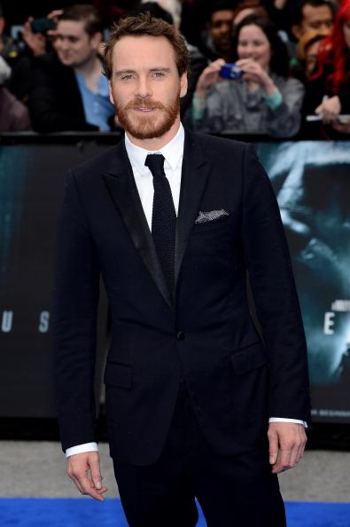 Actor Michael Fassbender attends the world premiere of 'Prometheus' at the Empire Leicester Square on May 31, 2012 in London, England. (Photo by Ian Gavan/Getty Images)
