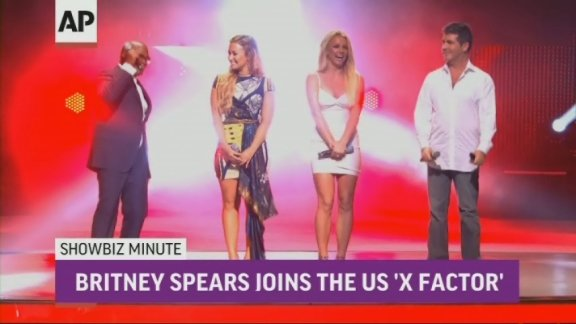 ShowBiz Minute: Spears, Michaels, Gaga