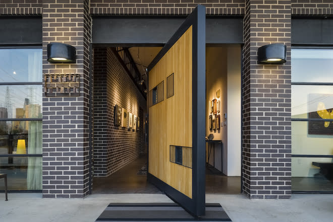 House of the Day: For $2.5M, an Industrial Dwelling in the Dallas Design District