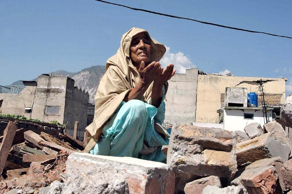 Ten years of searching for Pakistan's earthquake missing