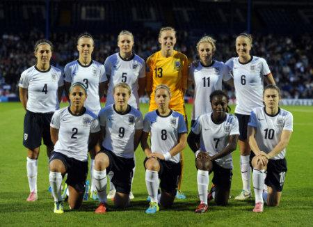 Soccer - FIFA Women's World Cup 2015 - Group 6 Qualifier - England Women v Turkey Women - Fratton Park