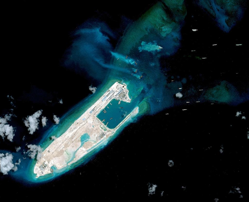 ASEAN warns Chinese actions 'may undermine peace' in S. China Sea