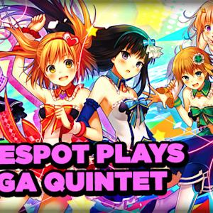 GameSpot Plays Omega Quintet