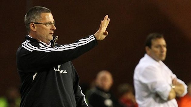Craig Levein is behind the Foundation of Hearts takeover of the club