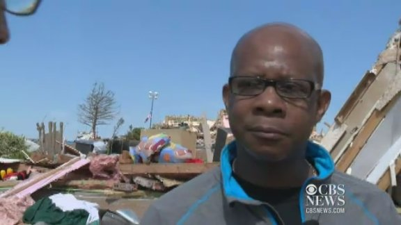 Okla. couple survived tornado …