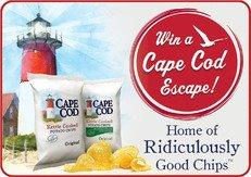 Escape To Cape Cod This Summer Courtesy Of Cape Cod Potato Chips