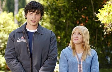 Tom Welling and Hilary Duff in 20th Century Fox's Cheaper By The Dozen