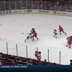 Canadiens at Red Wings / Game Highlights