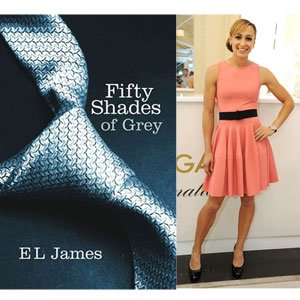 Jessica Ennis and Christian Grey top Brit's summer fling list