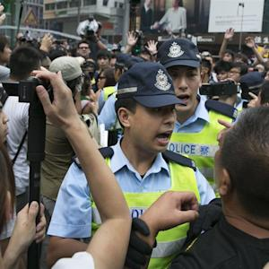 Hong Kong Triads May Gain From Occupy Central