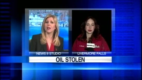 Heating oil stolen from Livermore Falls church