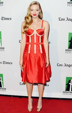 Write a Fashion Police Caption for Amanda Seyfried