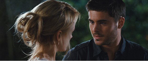 The Lucky One Stills