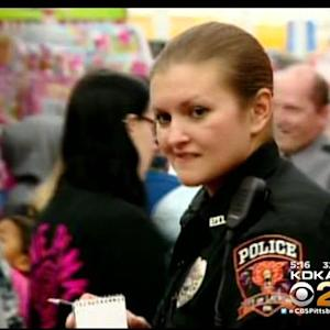 Local Officers Help Children