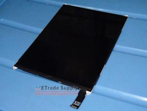 iPad mini display revealed in leaked photos