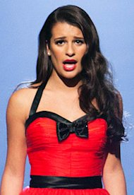 Lea Michele, Glee | Photo Credits: FOX