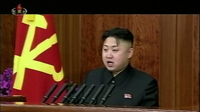 NKorea's Kim wants better living standards, arms