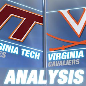 Virginia's Backcourt Duo Leads Cavaliers to 15th ACC Win