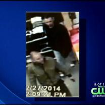 Suspects Sought After $100K Jewelry Theft