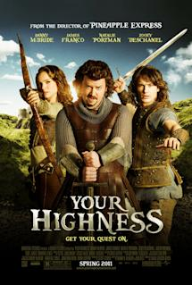 Poster of Your Highness
