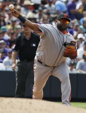 Giants beat Rockies 5-2, end 6-game losing streak