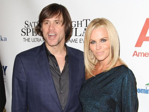 Jim Carrey & Jenny McCarthy Announce Breakup Over Twitter  -- Getty Images