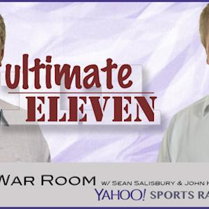 RADIO: Ultimate 11 -- Game balls