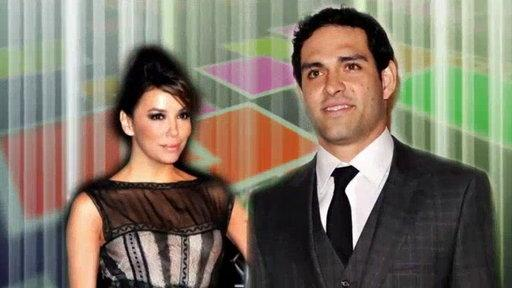 Eva Longoria Dating Jets' QB Mark Sanchez!