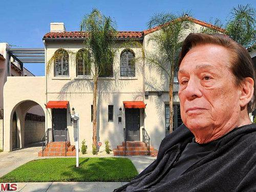 Infamous Addresses: Here's the Duplex That Donald Sterling's Girlfriend is Being Forced to Give to His Wife