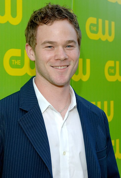 Aaron Ashmore at The CW Launch Party.