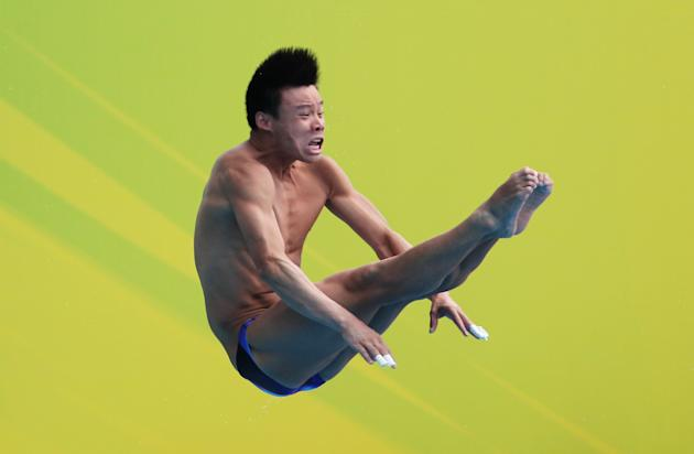 Diving Day Three - 14th FINA World Championships