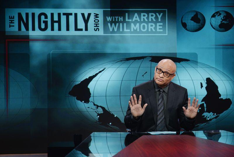 The Nightly Show, four nights later