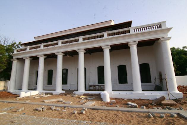Tranquebar - Governor's house