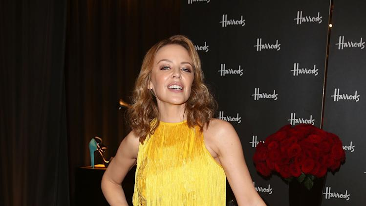 Kylie Minogue Launches Her New Book - Kylie/Fashion