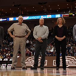 Hall of Honor Inductions at the WCC Championships