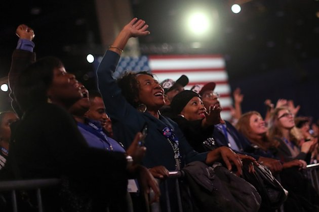 Obama nabs four key swing states