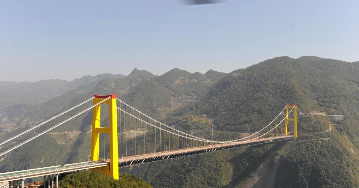 10 Bridges You Don't Want To have to Cross