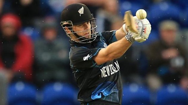 Kane Williamson top-scored with 77 for New Zealand.