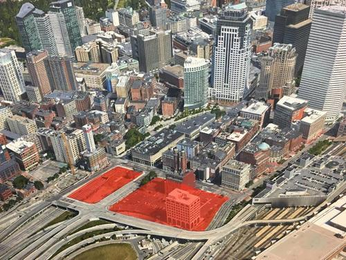 Downtown Boston Project Would Be Bigger Than the Hancock