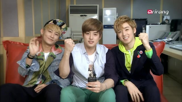 Showbiz Korea : uBEAT!