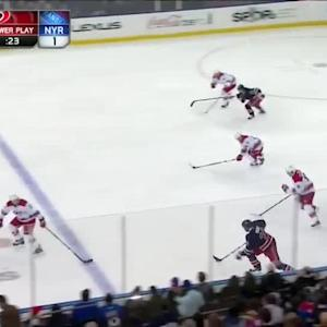 Carolina Hurricanes at NY Rangers Rangers - 01/31/2015