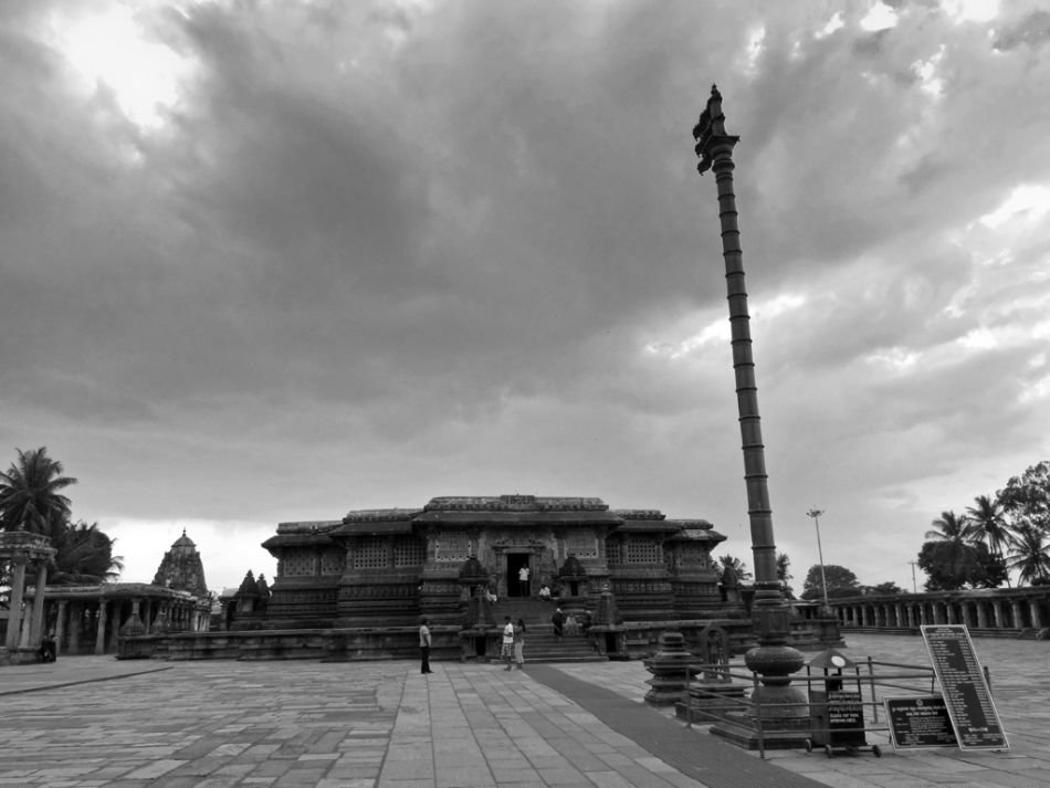 Belur Chennakeshava Temple