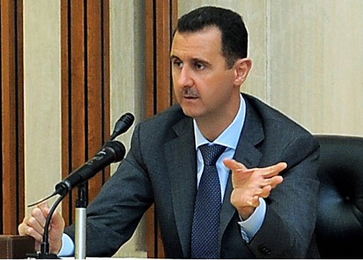Assad's family has ruled Syria with an iron fist for four decades