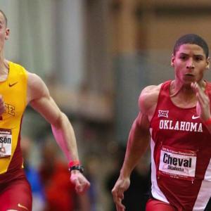Day One - Big 12 Indoor TF Championship