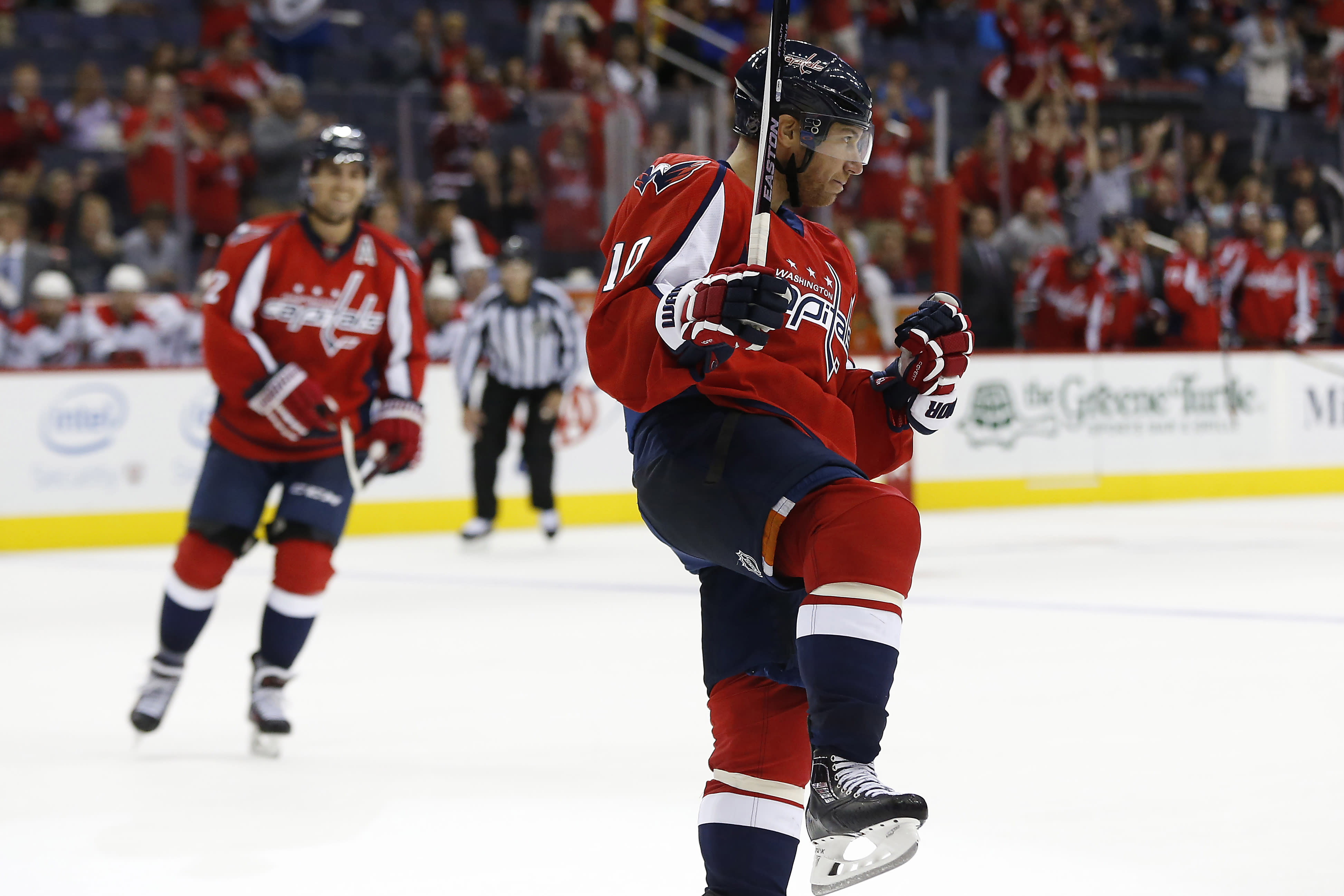 Caps nearing decision on Roy, Stephenson, Peters