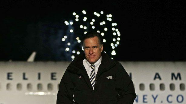 Republicans Blame Sandy for Killing Romney's Momentum