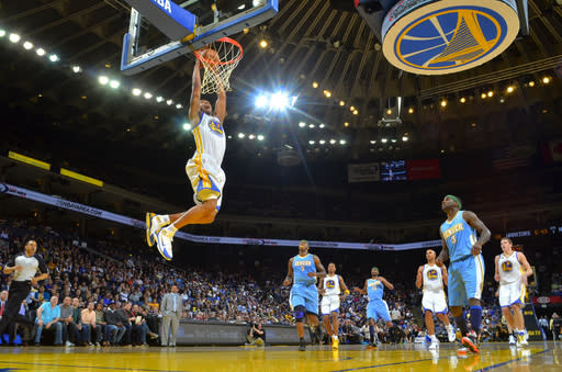 Nuggets fall flat in 112-97 loss to Warriors